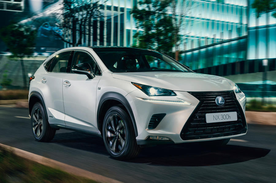 The Japanese luxury car maker Lexus has prepared a treat for its British customers