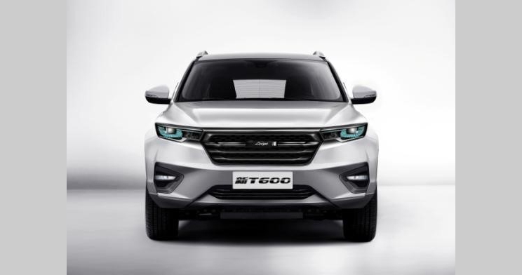 The Chinese car manufacturer Zotye Auto has finally introduced the second generation of its T600 front-driven compact SUV