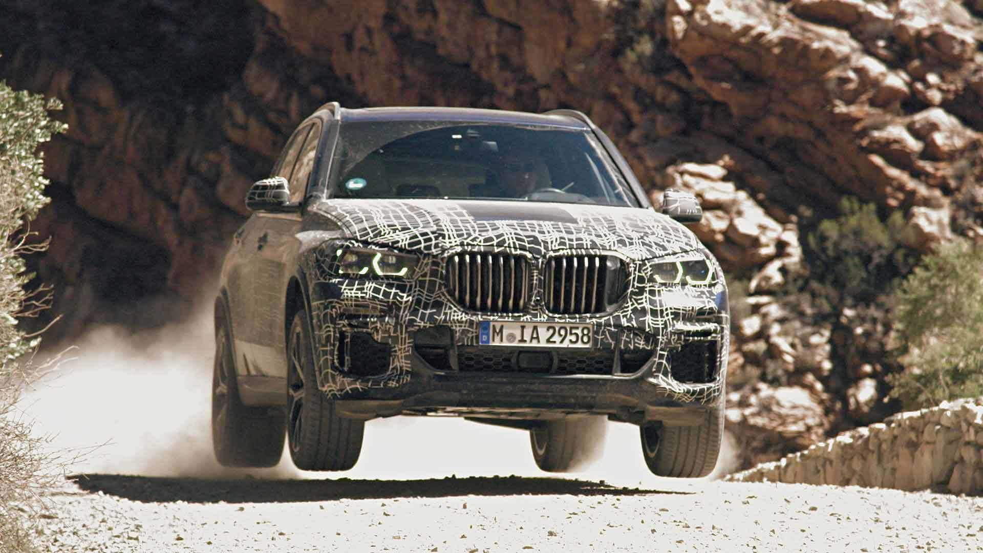 The German car manufacturer has recently uploaded a new video showcasing its next-generation BMW Х5 running tests