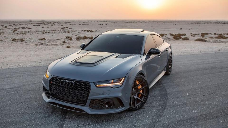 Apparently, car tuner APR is currently working on a Stage 3 power upgrade for the Audi RS7 Performance, which should squeeze it for 1,000 hp (745 kW)